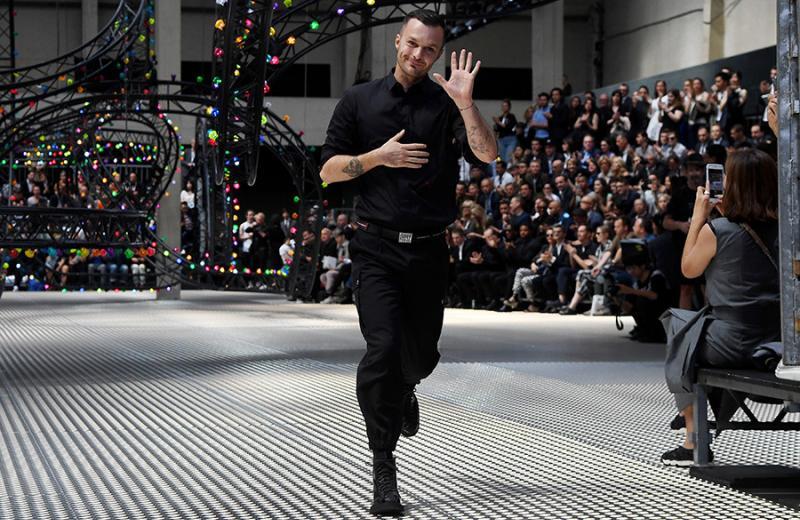 4 главные заслуги Криса ван Аша в Dior Homme