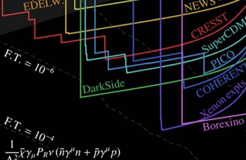 Новые поиски темной материи предложили вести на старых детекторах