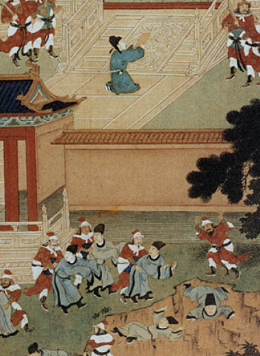 Из Китая с ужасом. Легизм— самая честная и жуткая тоталитарная доктрина в мире