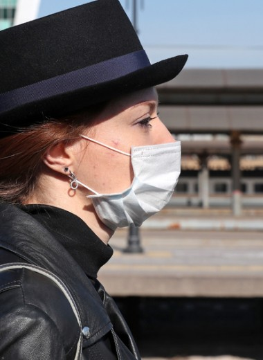 Может ли самодельная маска защитить от короновируса