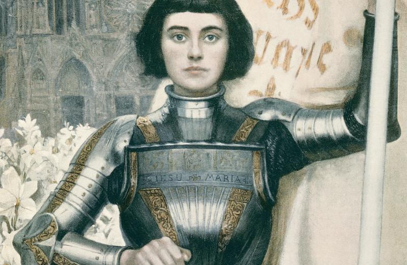 Воскресла после костра, вышла замуж: история возвращения Жанны д'Арк