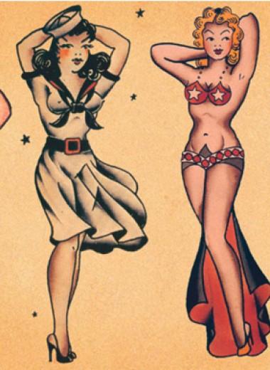 Узор на всю жизнь: 10 главных стилей современных татуировок