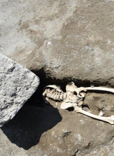 Последний день Помпеи: найдена новая жертва