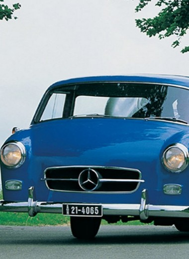 Городам казалось, будто их опять занимают немцы: история уникального гоночного грузовика Mercedes-Benz
