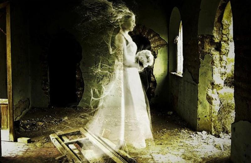 Вечная невеста: танцующее платье Анны Бейкер