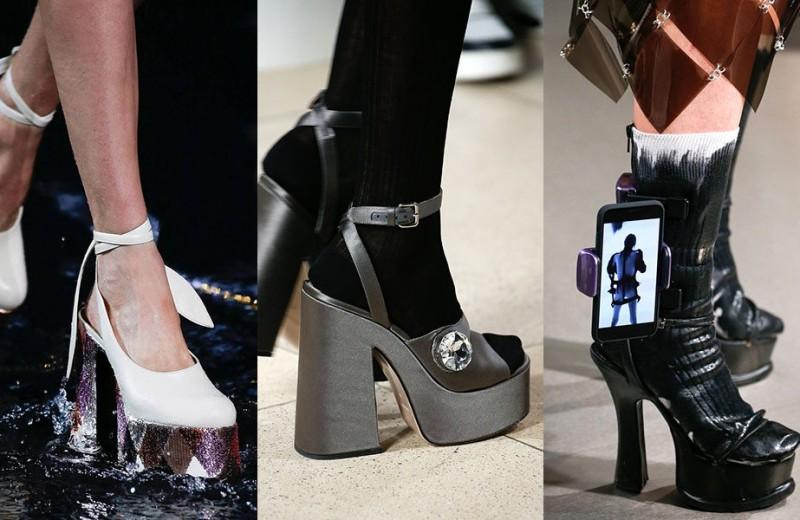 Самая модная обувь сезона весна-лето 2019