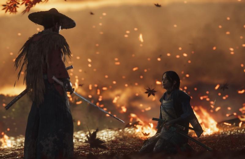 Кровавый путь самурая: обзор на игру Ghost of Tsushima — увлекательную, но слегка запоздавшую