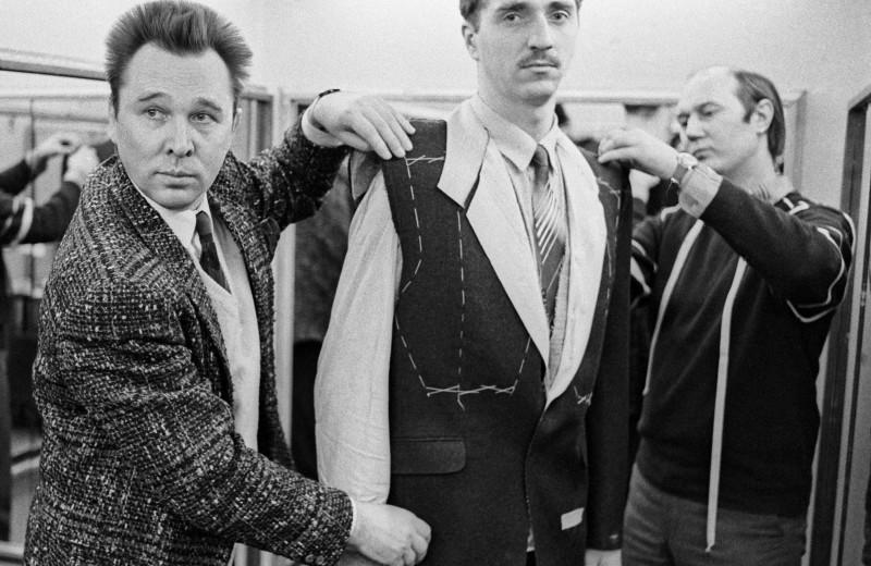 Краткая история современной российской моды