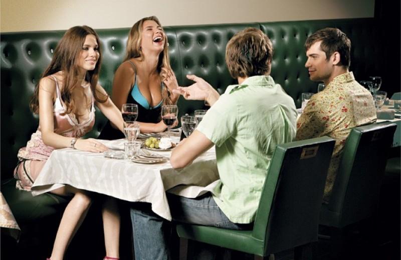 Пора по парам? Как мужчина должен себя вести на парном свидании