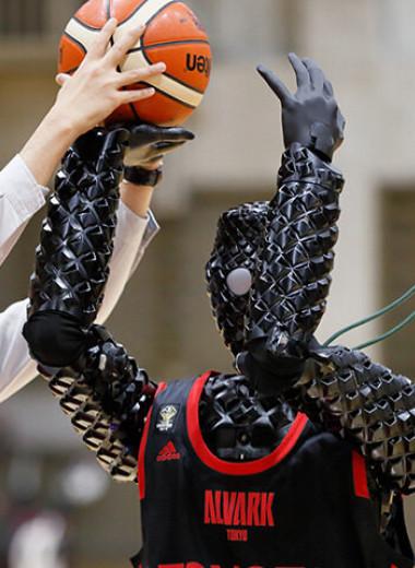 Олимпийские игры для роботов