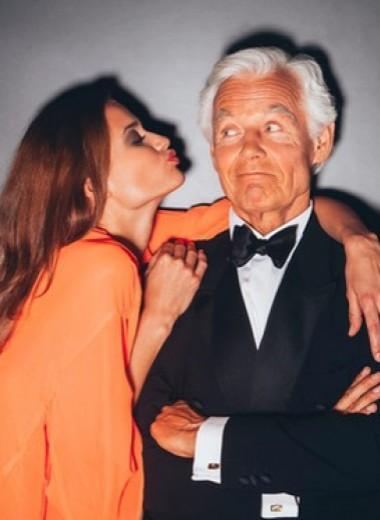 Когда женщина выбирает мужчину намного старше: что это значит?