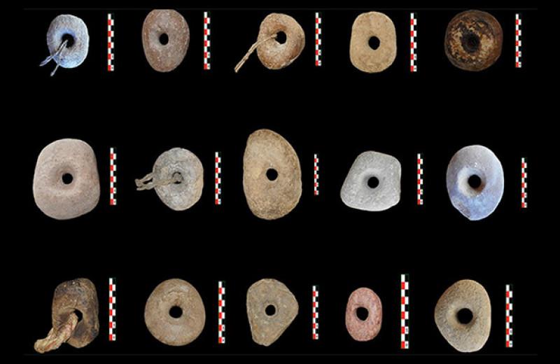 Неолитические каменные кольца получили вторую жизнь в индийских деревнях