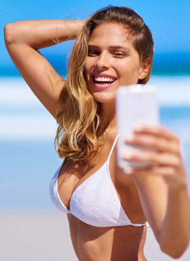 Без обгоревшего носа: 5 процедур, которые сделают тебя богиней пляжа