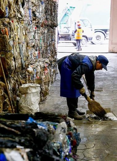 Экологический оператор отсортировал мусорные компании