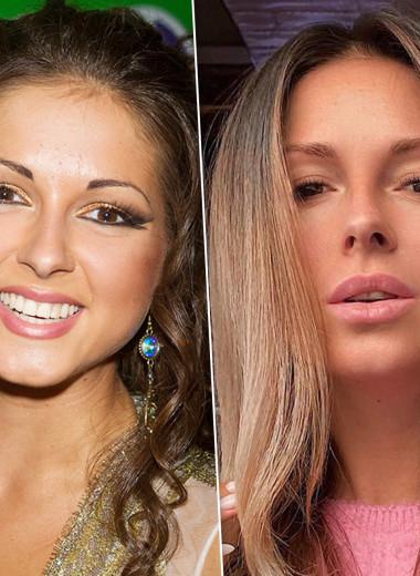 Бьюти-эволюция Нюши: от безумного макияжа к сдержанности и удалению родинки