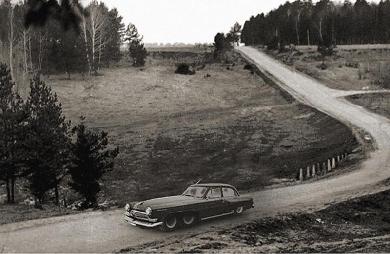 Секретный советский проект: атомный автомобиль