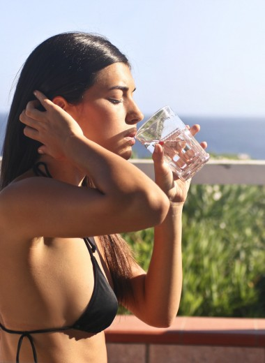 Почему нельзя похудеть, если не пить воду