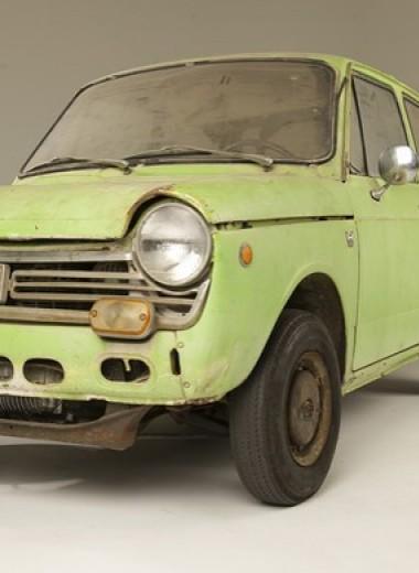 Honda N600: романтическая история хэтчбека, который выжил