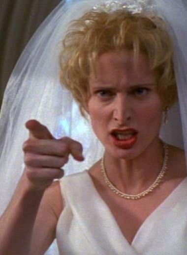 В Фейсбуке нашли, пожалуй, худшую невесту в мире