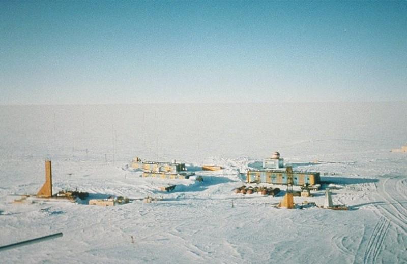 На станции «Восток» -68,5 °C: это температурный минимум марта за 38 лет
