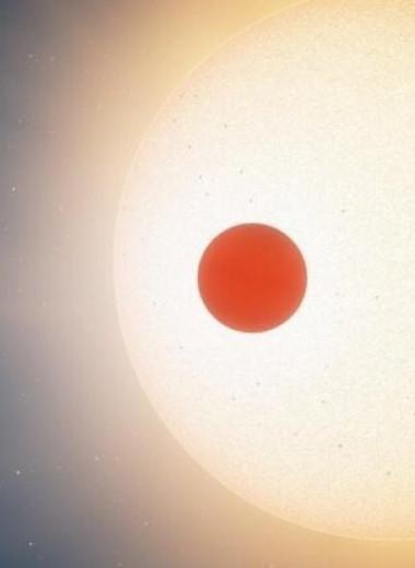 Изучена атмосфера планеты, которая не должна существовать