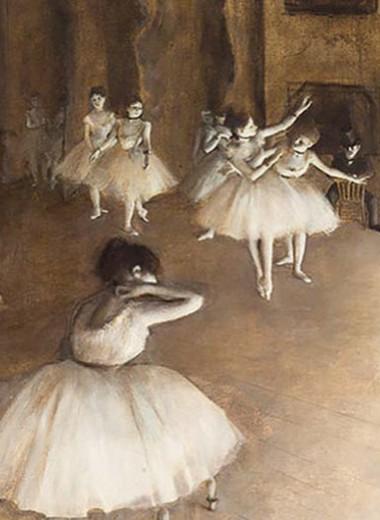 Уязвимая грация: секс-эксплуатация балерин в XIX веке
