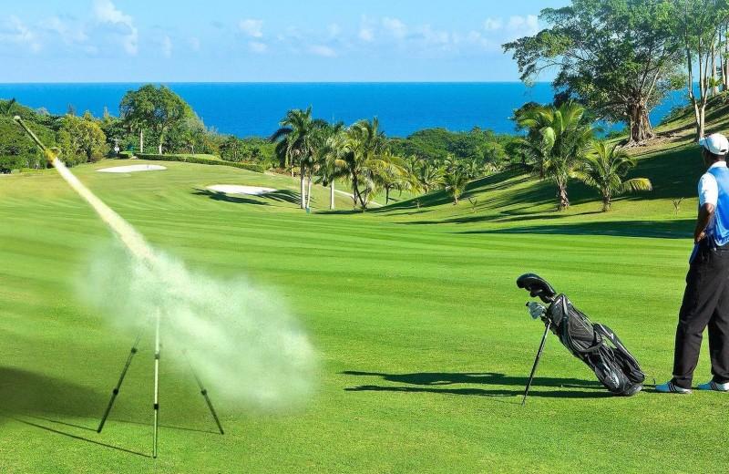Ракетный гольф: технологическое безумие