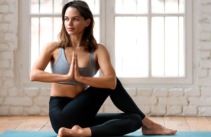 Асаны в йоге — какие позы помогут расслабиться