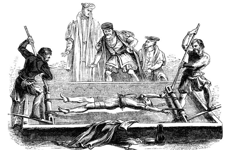 Костры и пытки: как инквизиция вынесла смертный приговор всем жителям Нидерландов