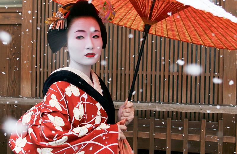 Самые желанные женщины Японии: как на самом деле одевались гейши