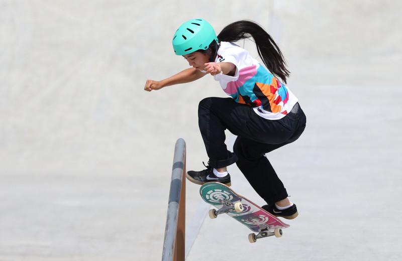 Как Олимпиада показала скейтбордингу женскую перспективу