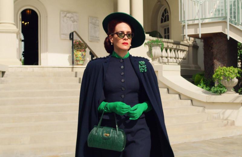 «Сестра Рэтчед» сСарой Полсон: менее кровавая (но неменее безумная) версия «Американской истории ужасов»