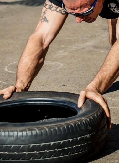 Титан, тишина и саморазрушение: на что способны современные шины