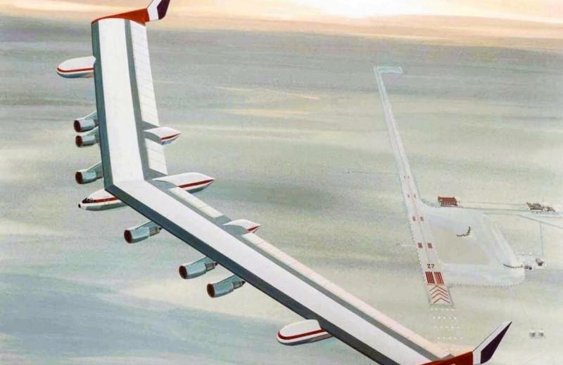Воздушный поезд по-американски: Aerial Relay Transportation System