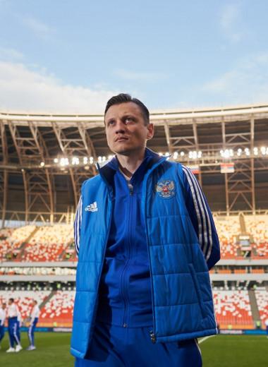 Главный тренер молодежной сборной России Михаил Галактионов: «Цель на Евро – побеждать в каждом матче»