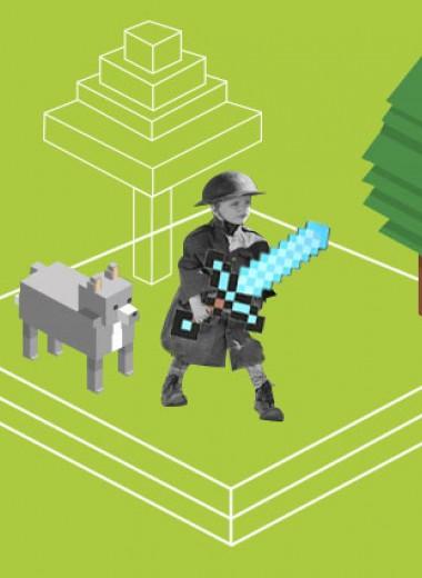 Как игра Minecraft помогает учить английский и получать финансирование от ООН