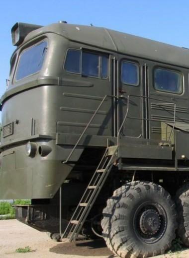 Машина апокалипсиса: как скрестить ракетовоз с тепловозом