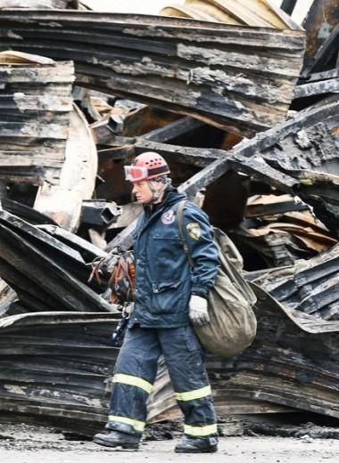 Пожар в Кемерово: хроника, основные версии случившегося