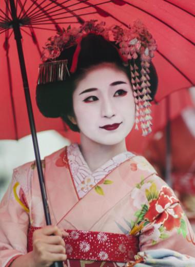 Удивительные секс-традиции Древней Японии