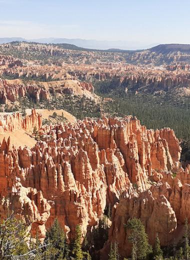 Одна вокруг света: индейские легенды и национальные парки США
