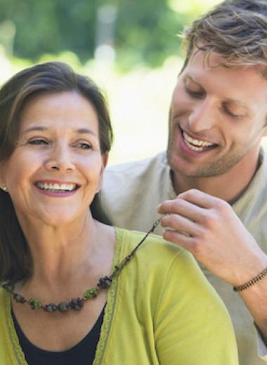 Женщина старше: пары с разницей в возрасте глазами мужчин