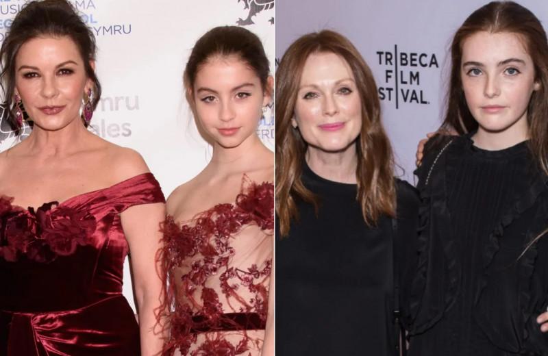 Красотой в маму! Как выглядят дочери оскароносных актрис: Стрип, Мур и других