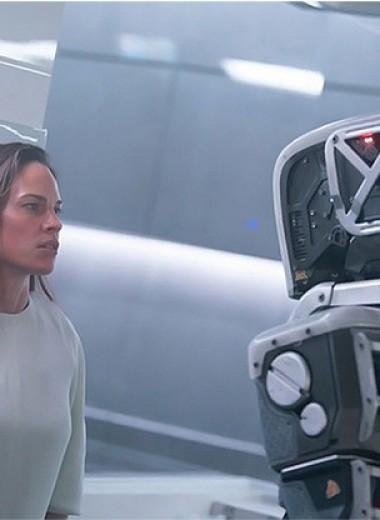 MAXIM посмотрел фантастический триллер «Дитя робота» и делится увиденным