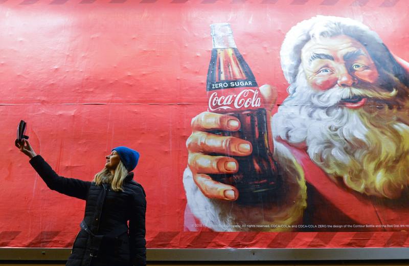 Золотая лихорадка. Как бизнес использует тему Нового года в рекламе