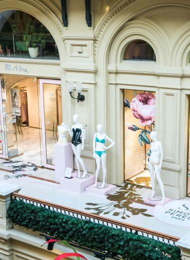 Природа женщины: в ГУМе открылась выставка нижнего белья от «Эстель Адони»