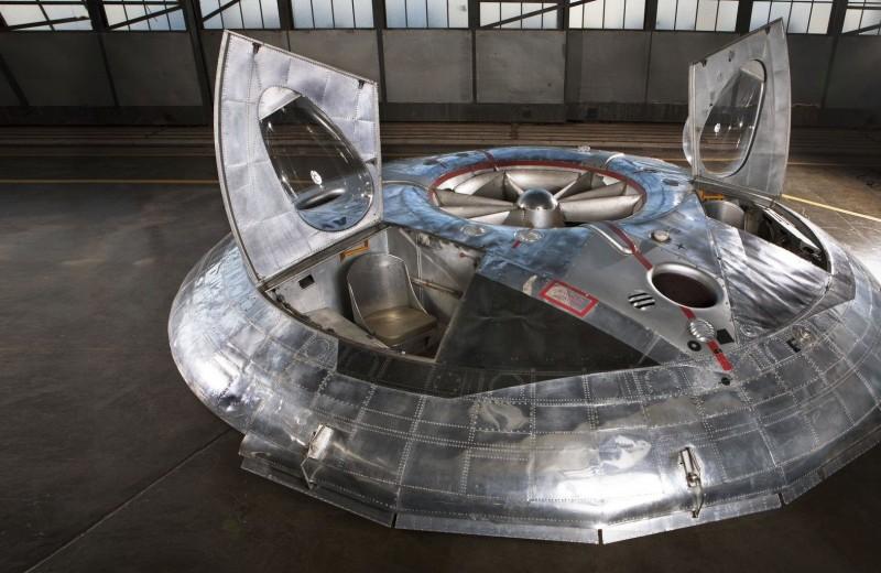 Американская летающая тарелка 1959 года