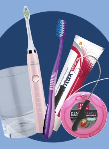 #инструктаж: как правильно выбрать зубную щетку и пасту