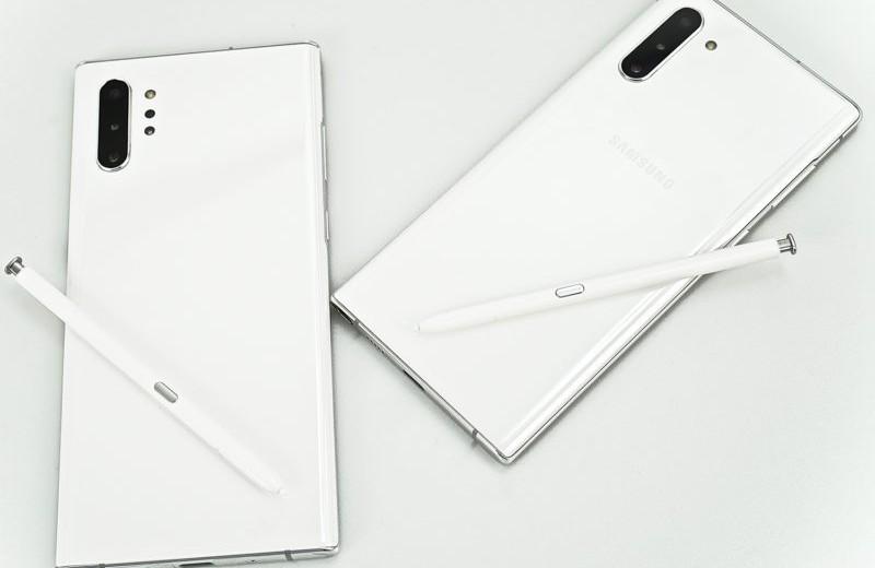 10 крутых особенностей новых Galaxy Note10 и Note10+
