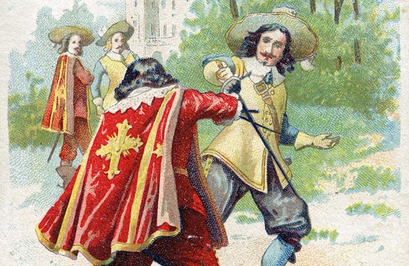 Тысяча чертей: почему француженки ненавидели мушкетеров