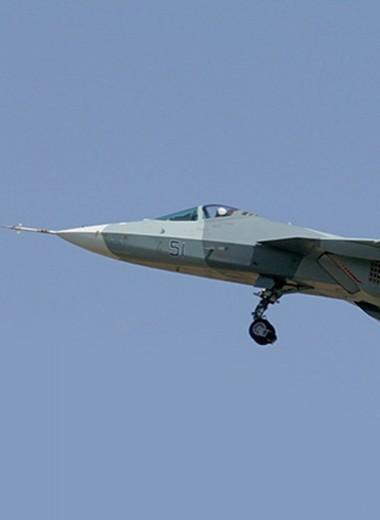 Как устроен истребитель ПАК ФА Т-50